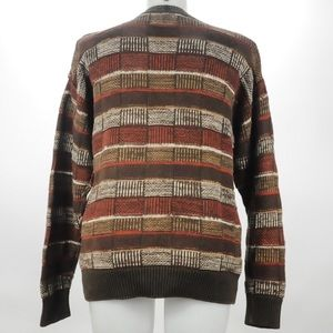 Stone Haven  USA Sweaters - Stone Haven USA - Brown Knit Sweater - Size M